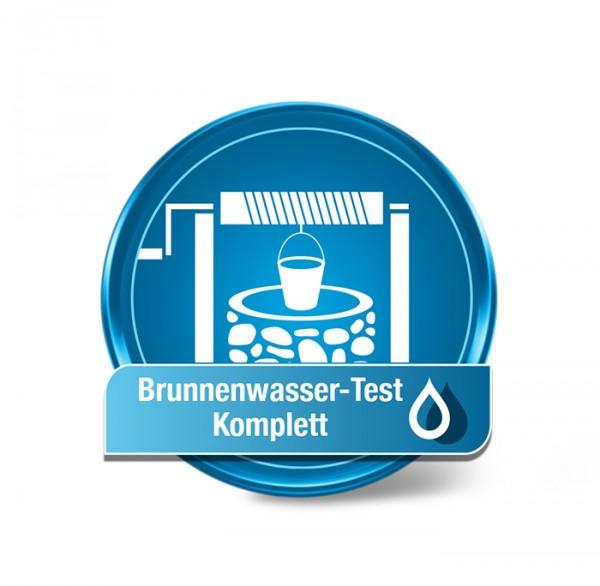 Brunnenwassertest Komplett