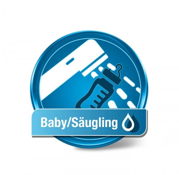 Wasseranalyse Säugling